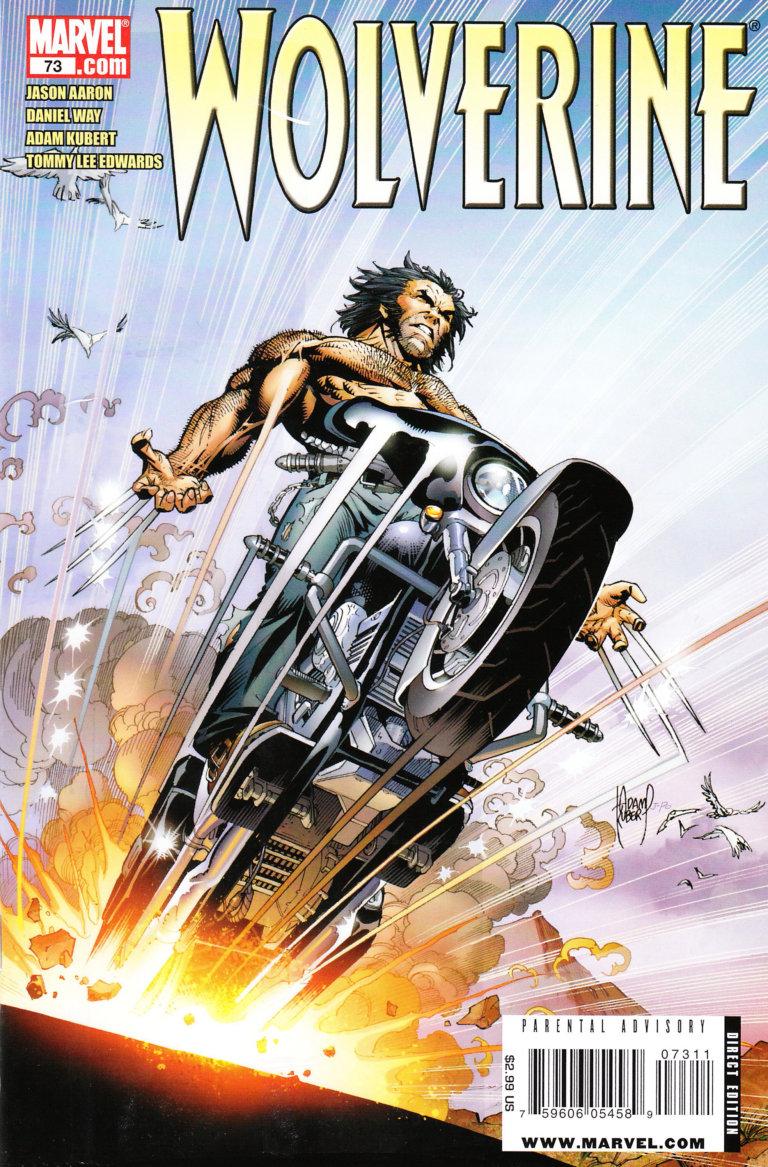 Wolverine vol 3 #73