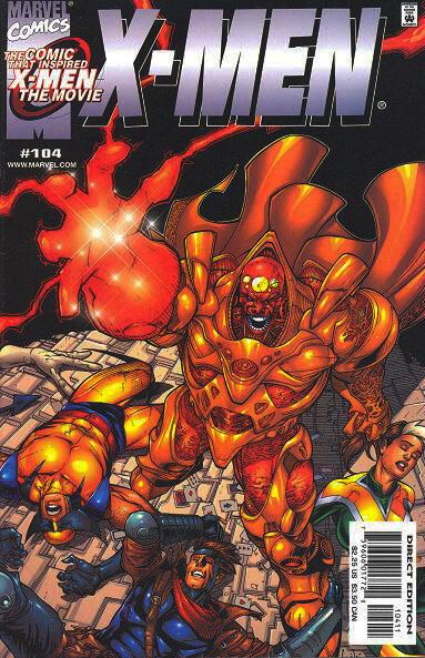 X-Men vol 2 #104
