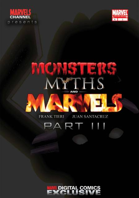 Marvells Channel: Monsters, Myths, and Marvels #3