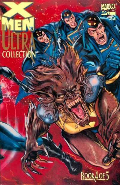 X-Men Ultra Collection #4