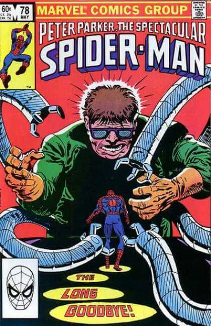 Peter Parker, TheSpectacular Spider-Man Vol 1 #78