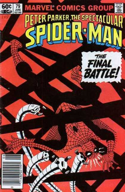 Peter Parker, TheSpectacular Spider-Man Vol 1 #79
