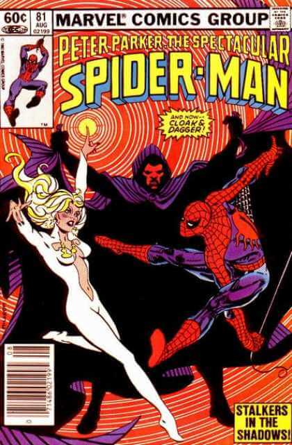 Peter Parker, TheSpectacular Spider-Man Vol 1 #81