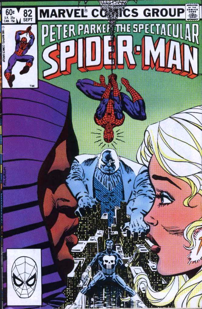 Peter Parker, TheSpectacular Spider-Man Vol 1 #82