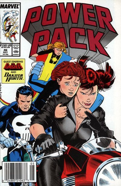 Power Pack Vol 1 #46