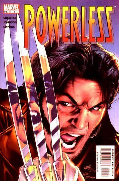 Powerless Vol 1 #5