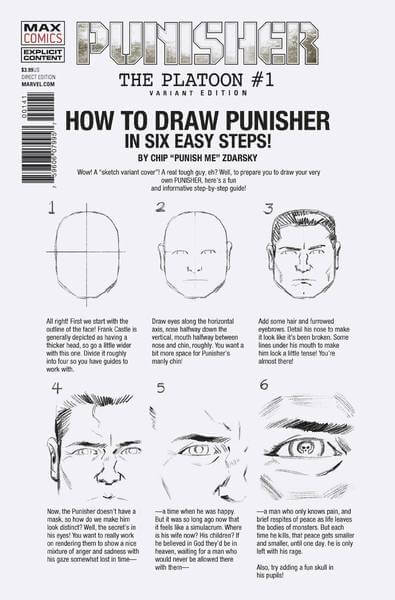 Punisher The Platoon #1 b