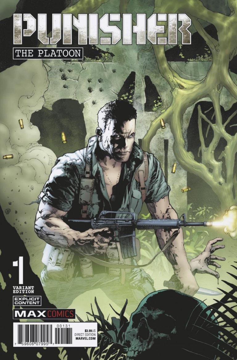 Punisher The Platoon #1 d