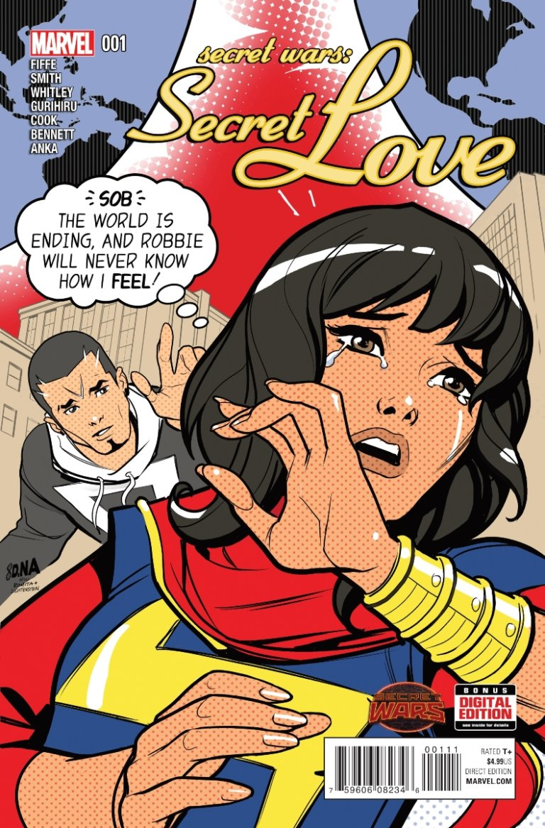 Secret Wars: Secret Love #1