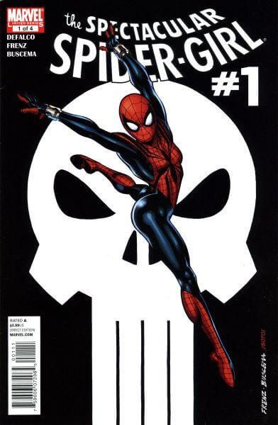 Spectacular Spider-Girl Vol 2 #1