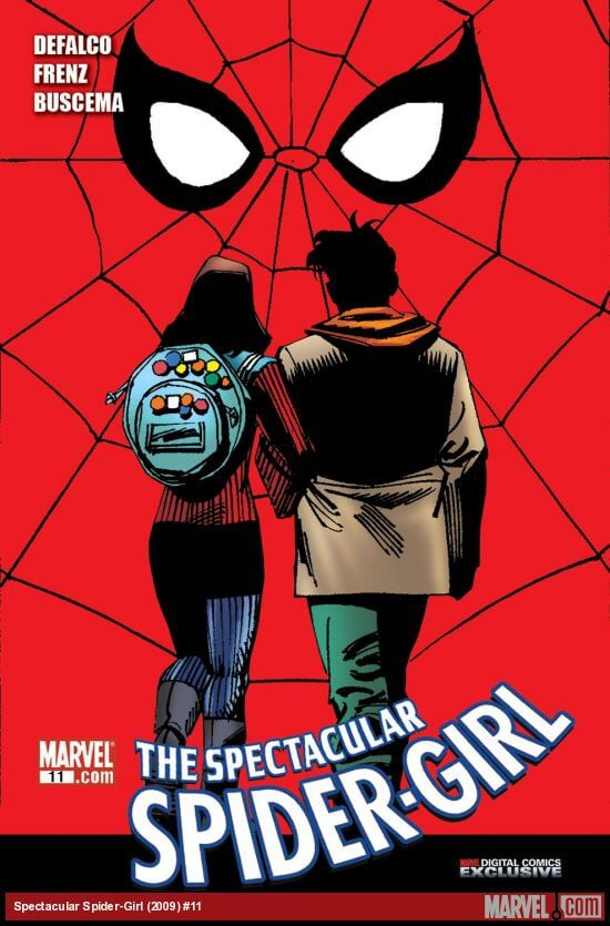 Spectacular Spider-Girl Vol 2 #11