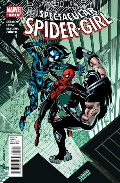 Spectacular Spider-Girl Vol 2 #3