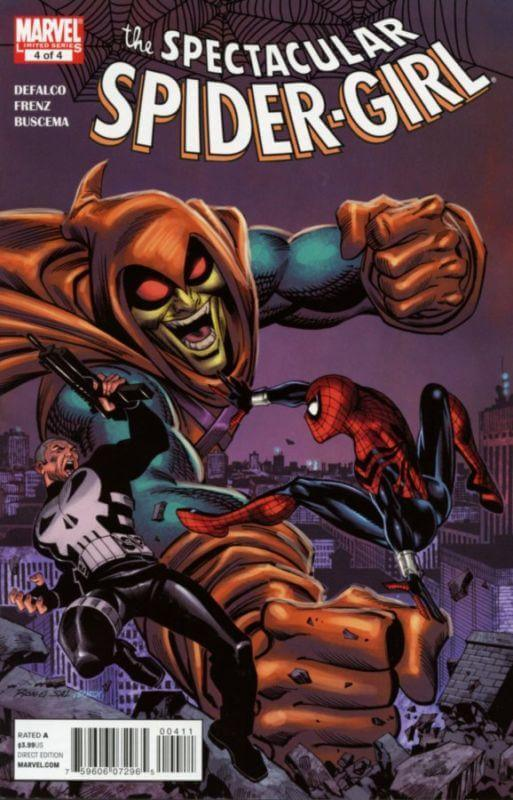 Spectacular Spider-Girl Vol 2 #4