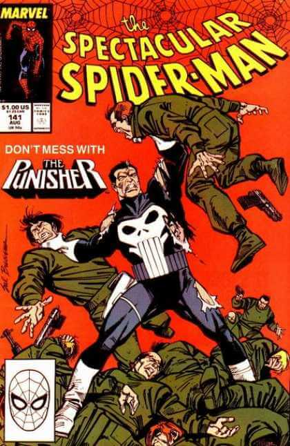 Spectacular Spider-Man Vol 1 #141