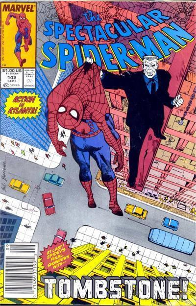Spectacular Spider-Man Vol 1 #142