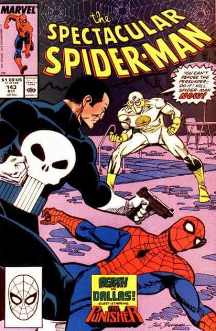 Spectacular Spider-Man Vol 1 #143