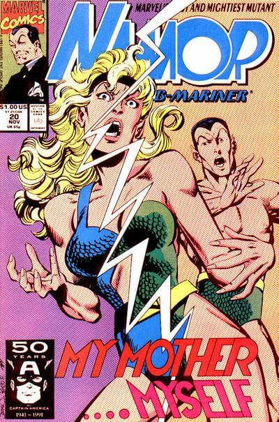 Namor the Sub-Mariner Vol 1 #20