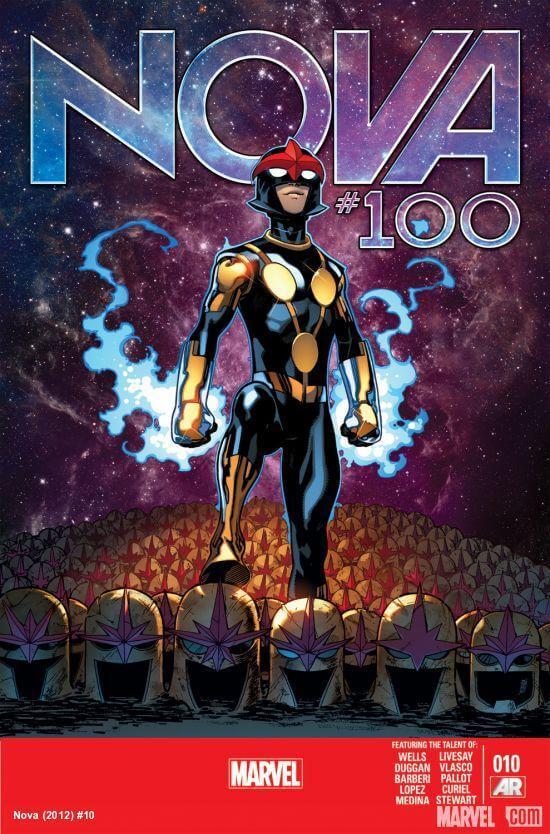 Nova Vol 5 #10
