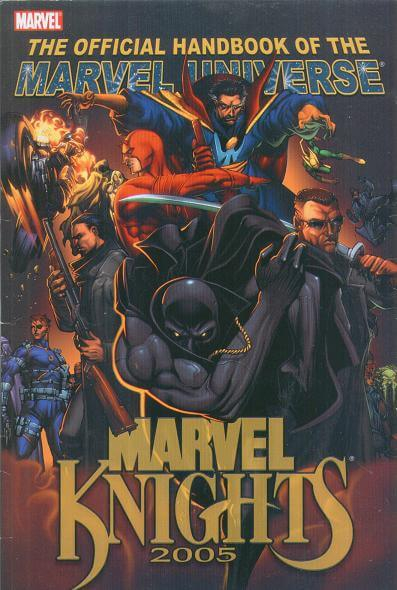 Official Handbook of the MU: Marvel Knights 2005