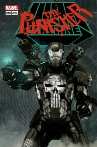 Punisher Vol 1 #218 b
