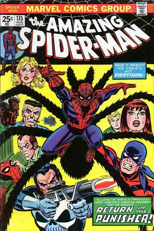Amazing Spider-Man Vol 1 #135