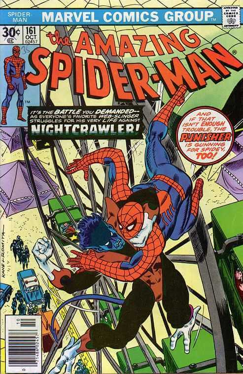 Amazing Spider-Man Vol 1 #161