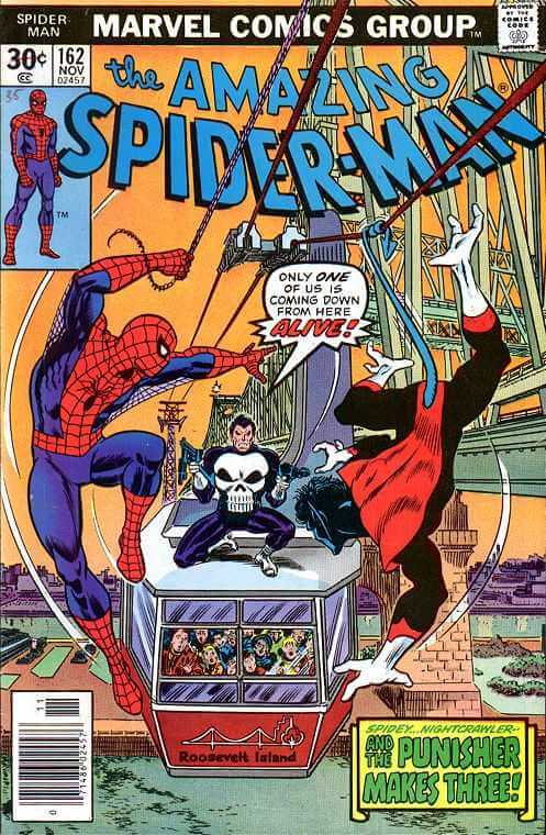 Amazing Spider-Man Vol 1 #162