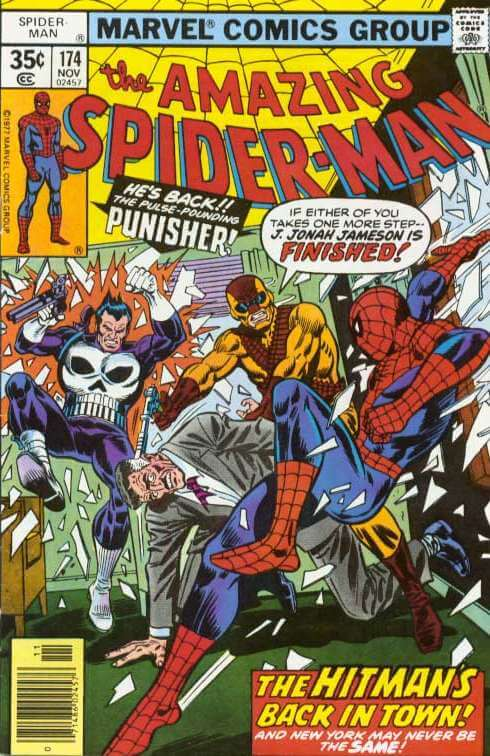 Amazing Spider-Man Vol 1 #174