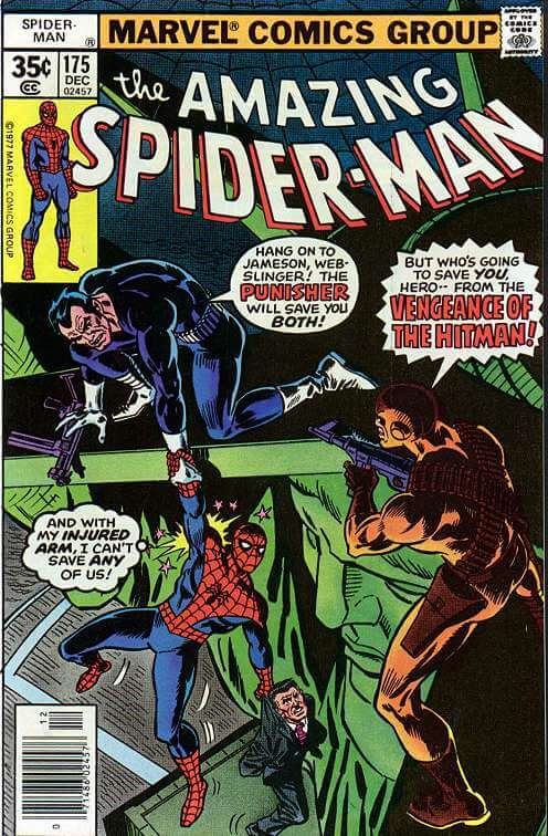 Amazing Spider-Man Vol 1 #175
