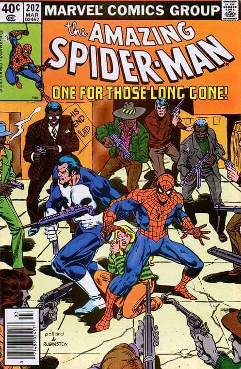 Amazing Spider-Man Vol 1 #202