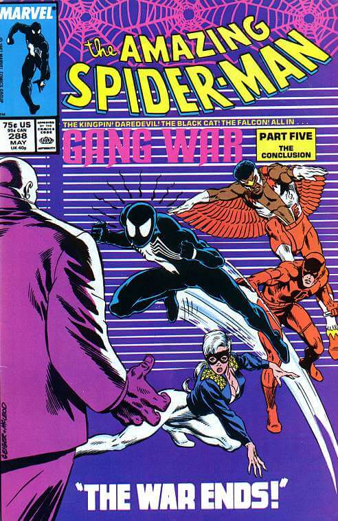 Amazing Spider-Man Vol 1 #288