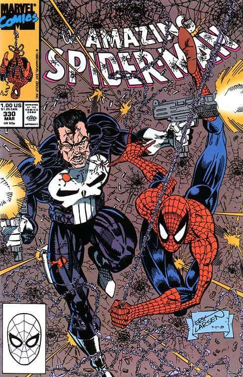 Amazing Spider-Man Vol 1 #330