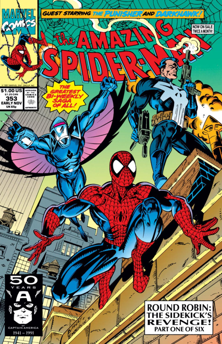 Amazing Spider-Man Vol 1 #353