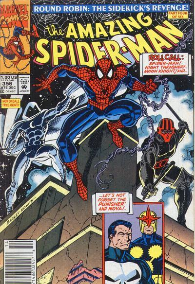 Amazing Spider-Man Vol 1 #356