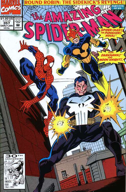 Amazing Spider-Man Vol 1 #357