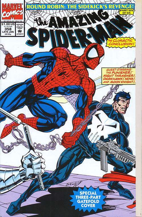 Amazing Spider-Man Vol 1 #358
