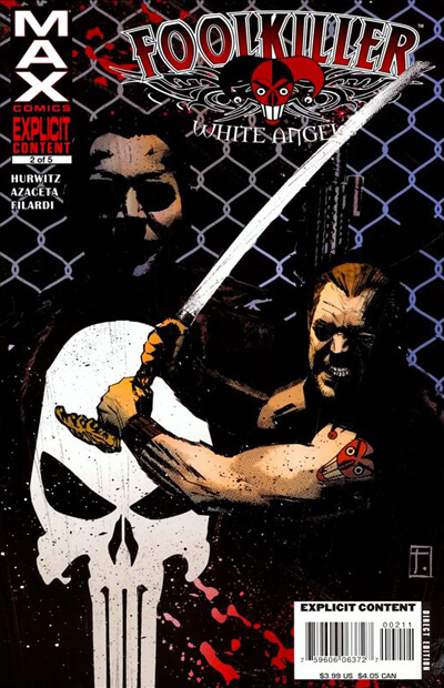 Foolkiller: White Angels Vol 1 #2