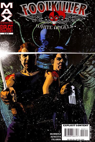 Foolkiller: White Angels Vol 1 #3