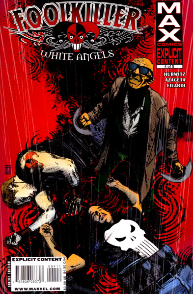 Foolkiller: White Angels Vol 1 #4