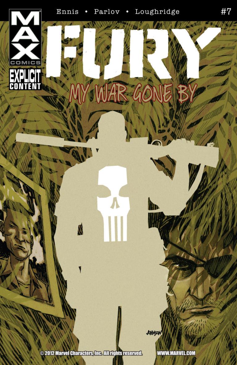 Fury MAX Vol 1 #7