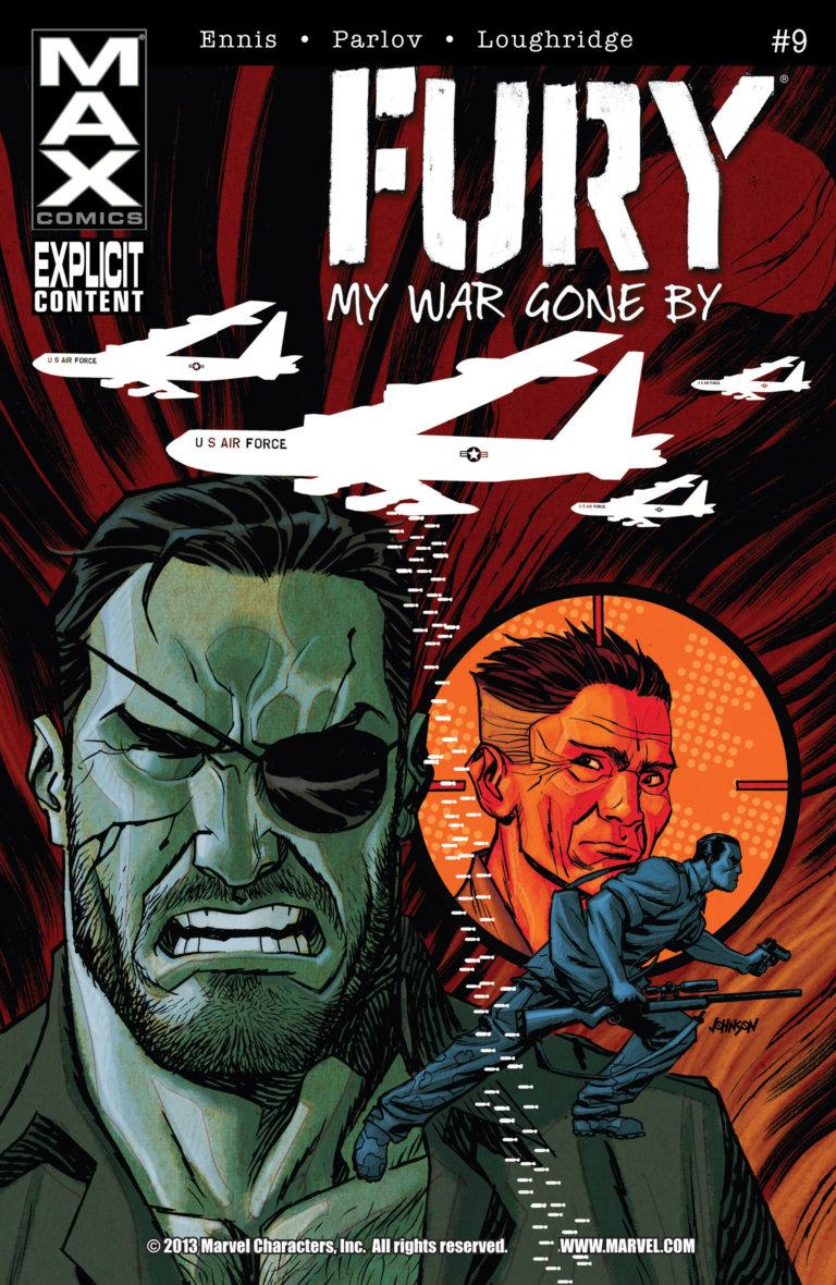 Fury MAX Vol 1 #8