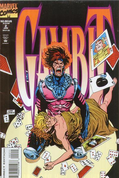 Gambit Vol 1 #2