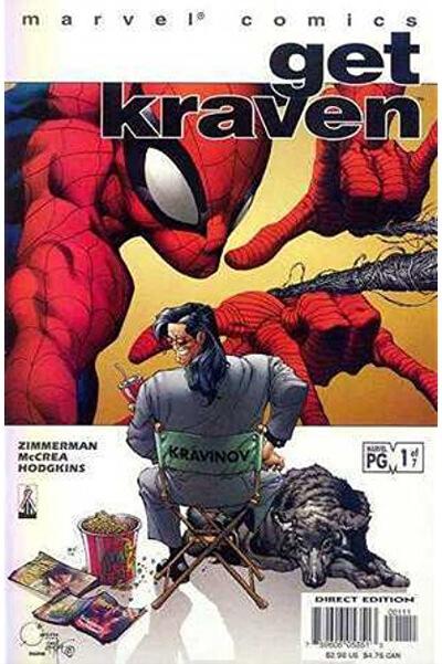 Get Kraven Vol 1 #1