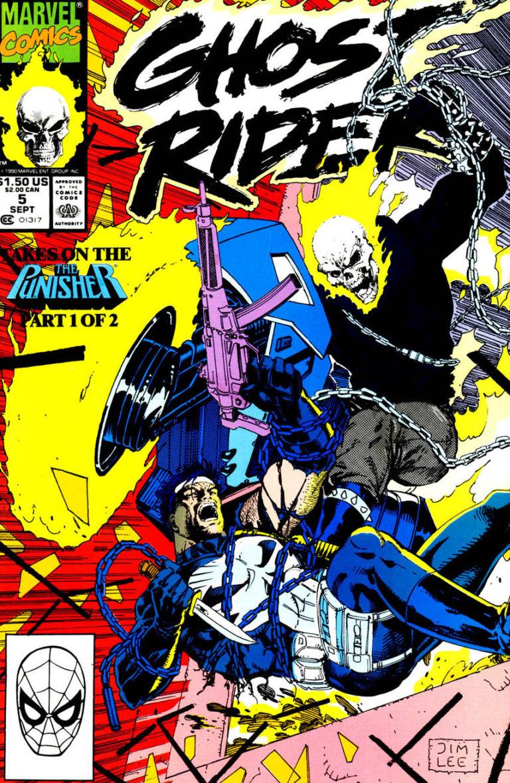 Ghost Rider Vol 3 #5