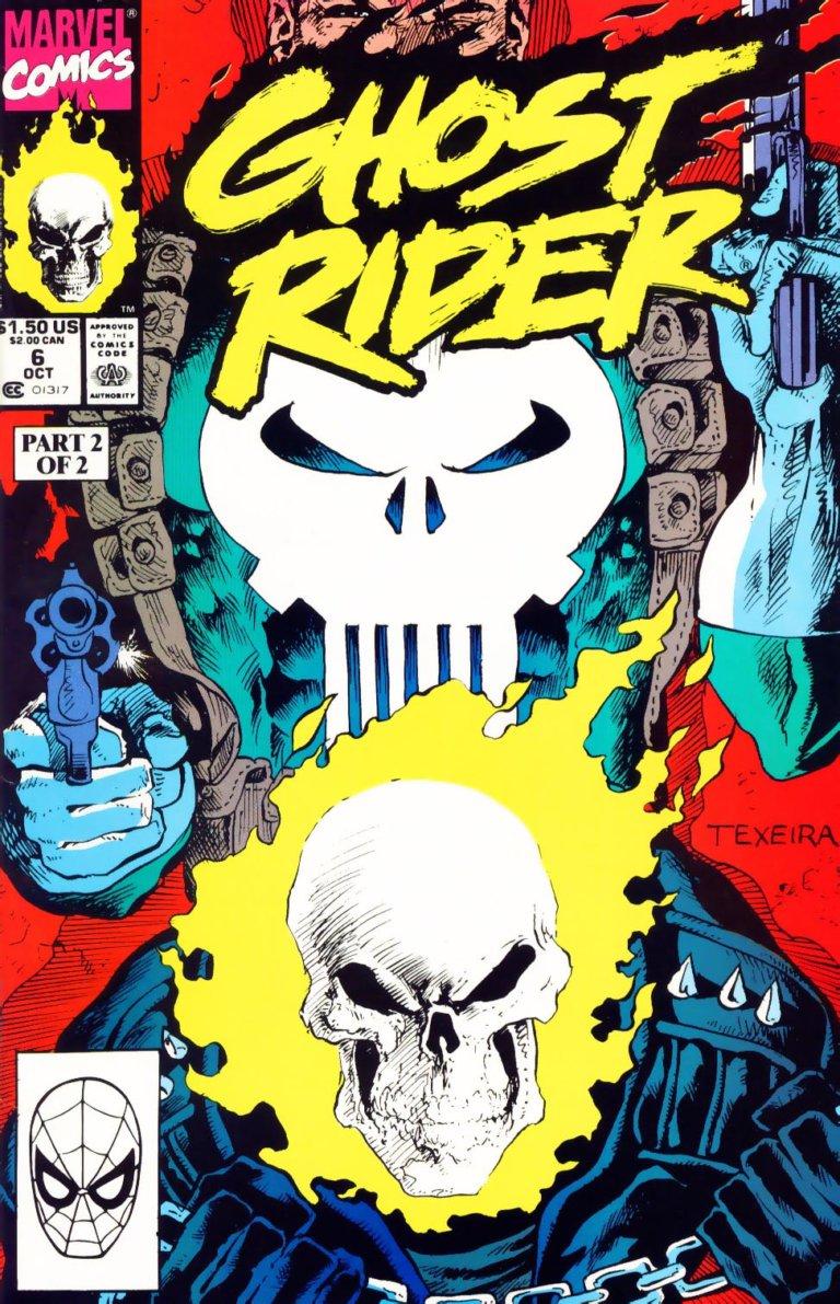 Ghost Rider Vol 3 #6