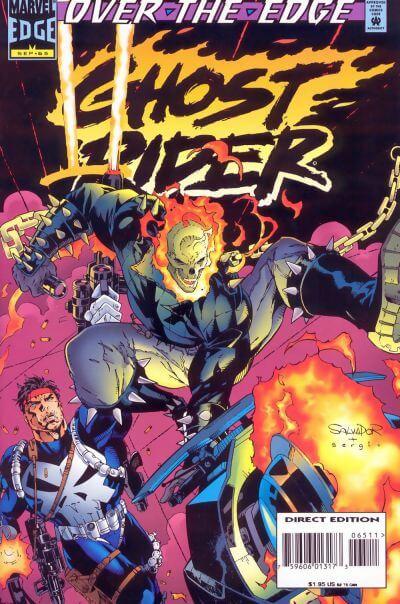 Ghost Rider Vol 3 #65