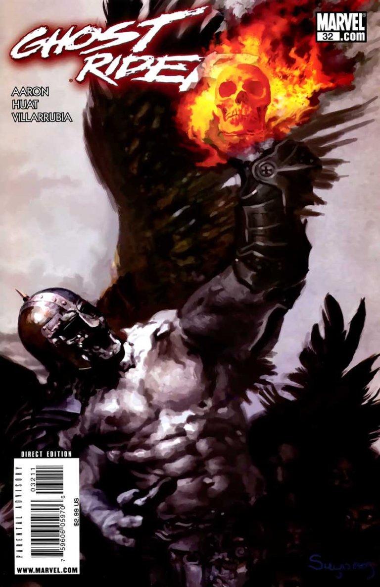 Ghost Rider Vol 6 #32