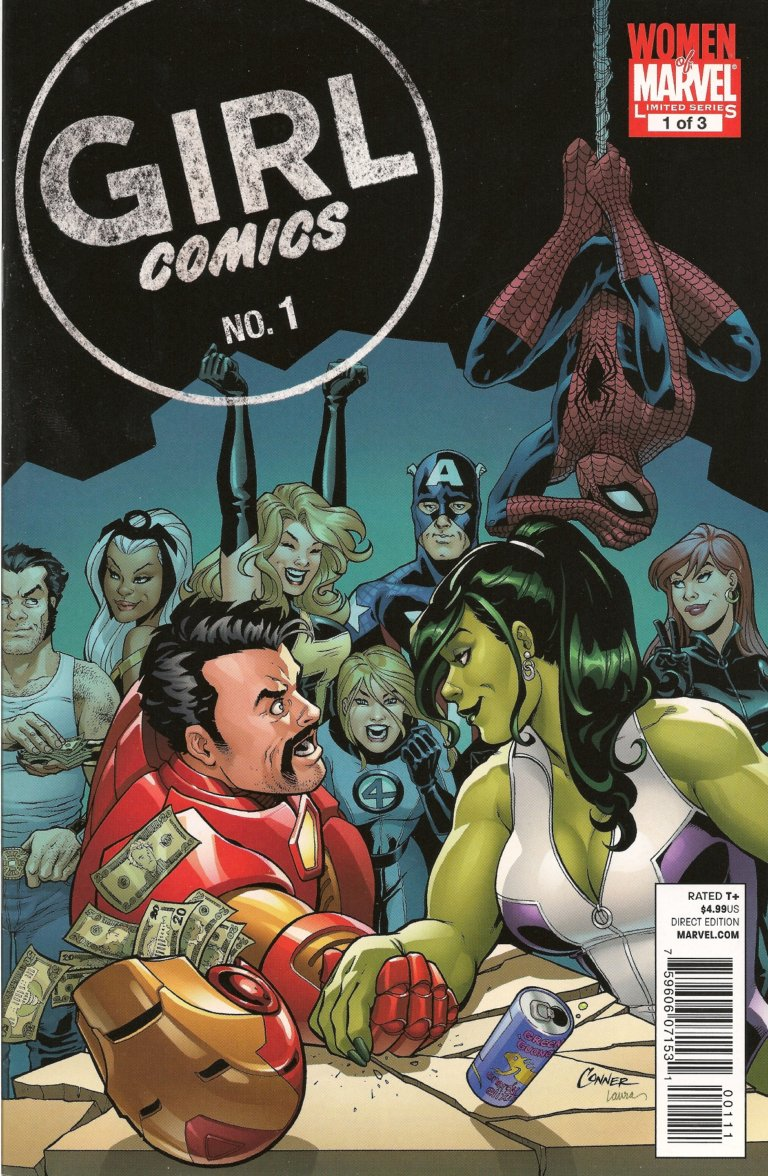 Girl Comics Vol 2 #1