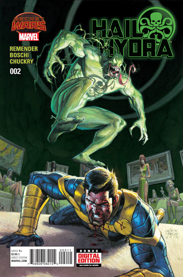 Hail Hydra Vol 1 #2
