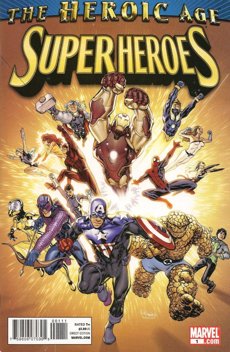 Heroic Age Heroes Vol 1 #1